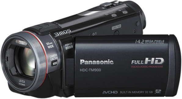 Panasonic-HDC-TM900
